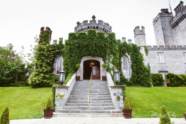 Dromoland Castle Wedding Photography
