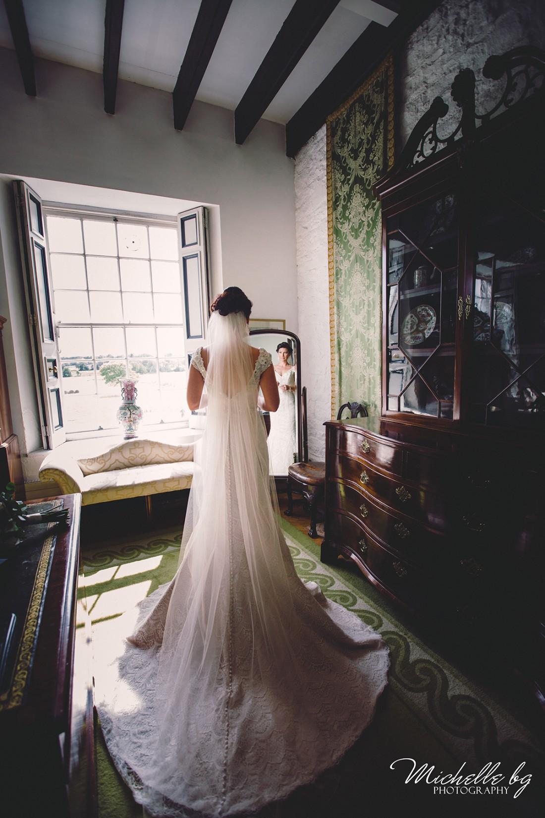 Ireland Wedding Photographer- Knappogue Castle