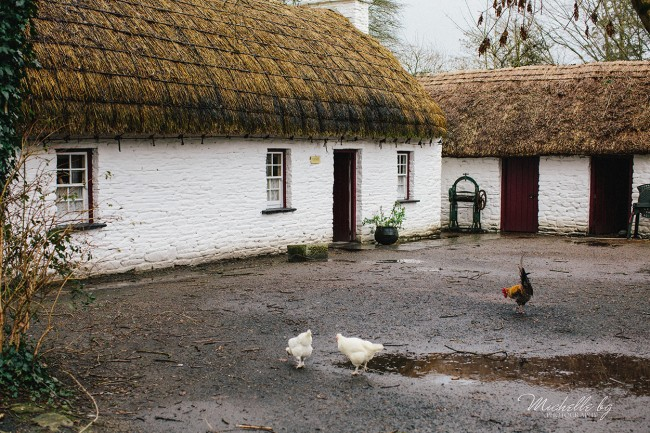 Bunratty Folk Park Clare