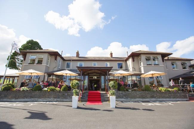 Lakeside Hotel Wedding
