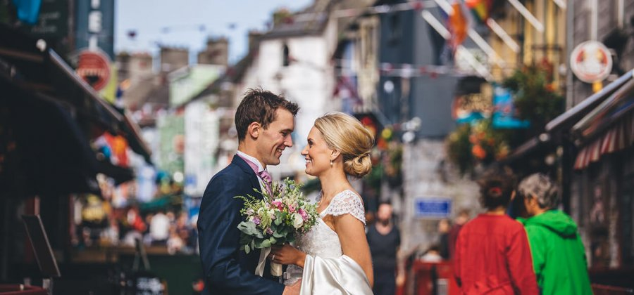 Lianne & Martin - Meyrick Hotel Wedding Galway