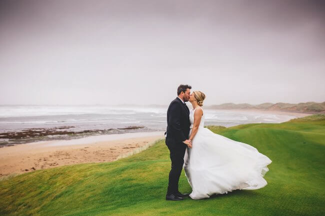 Ireland wedding photographer - Destination wedding photography- Romona Keveza Wedding Dress