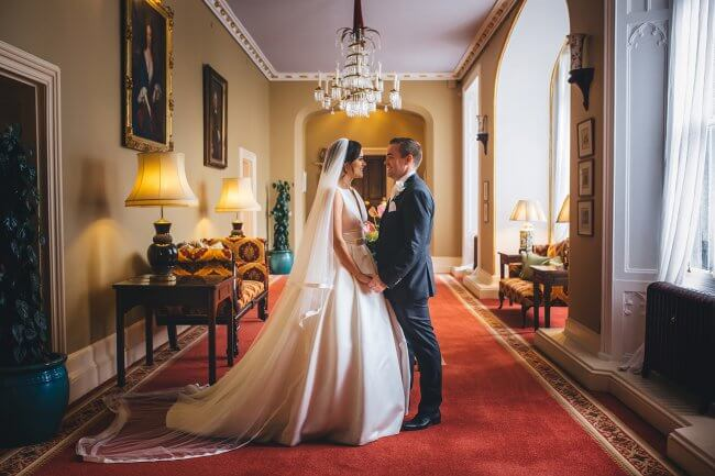 Clare Wedding Photographer - Dromoland Castle Wedding Photography