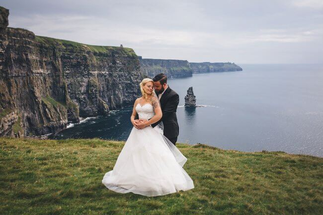 Ireland Wedding Elopement Photographer